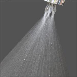 Aerator Mist Flow