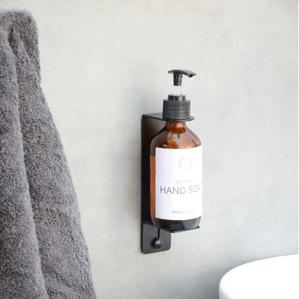 Sanitizer Lotion Soap Dispenser – Holder (Wall Mounted)