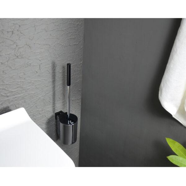 Toilet Brush Holder (Wall Mounted)