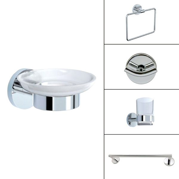 H2O Bath Accessories