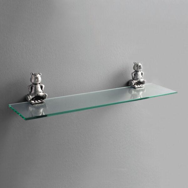 Glass Shelf Bear