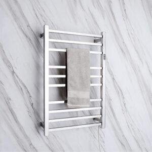 Electric Heated Towel Rail Rack  Square