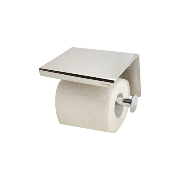 Toilet Roll with Phone Holder