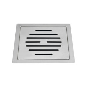 Drain Flat Square-Slotted
