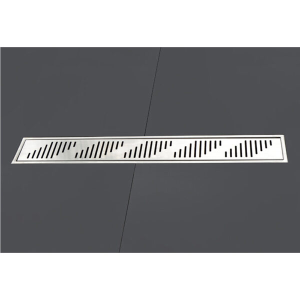 Shower Channel Drain – Piano