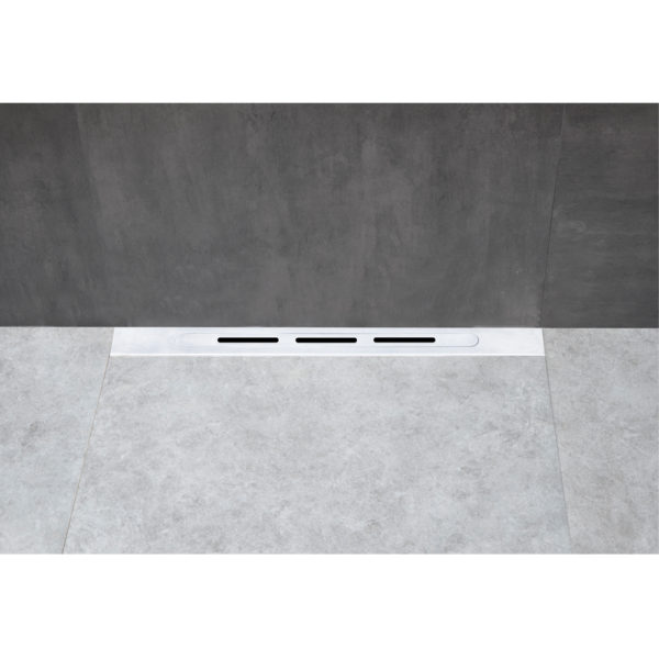 Shower Channel Drain-Trois