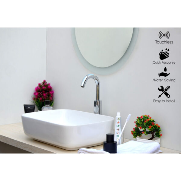 Sensor Faucet for Wash Basin – Plump
