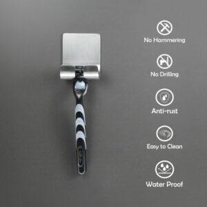 Shaving Safety Holder