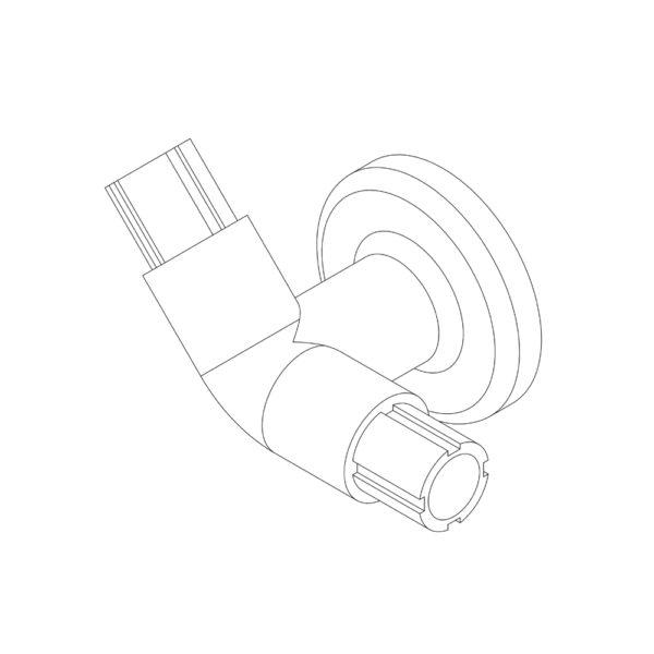 Elbow Connector 135°