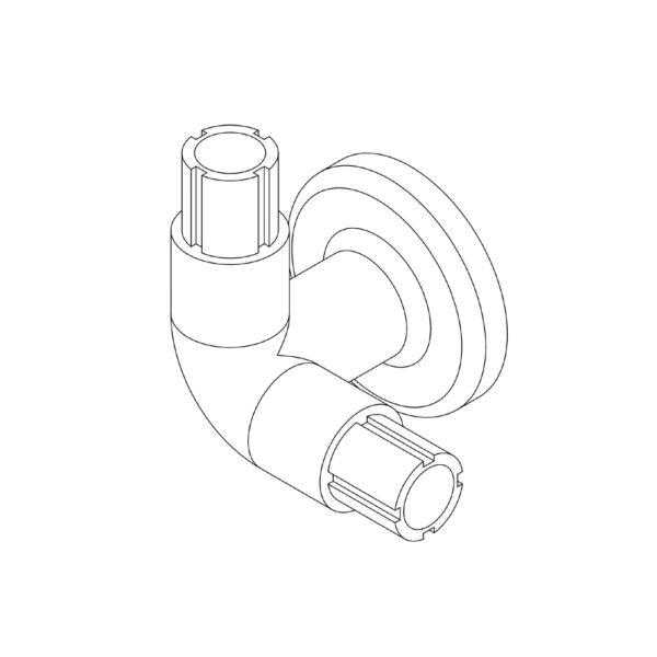 Elbow Connector 90°