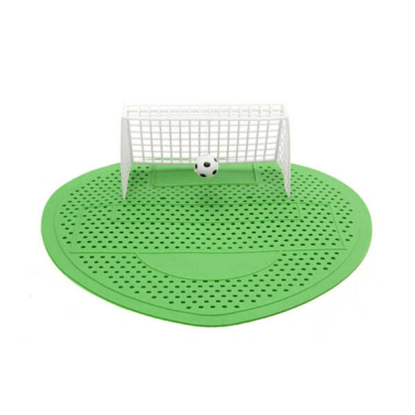 Soccer Urinal Mat Screen Anti Odour