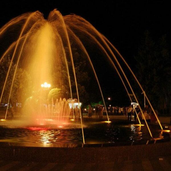 Fountain Nozzle