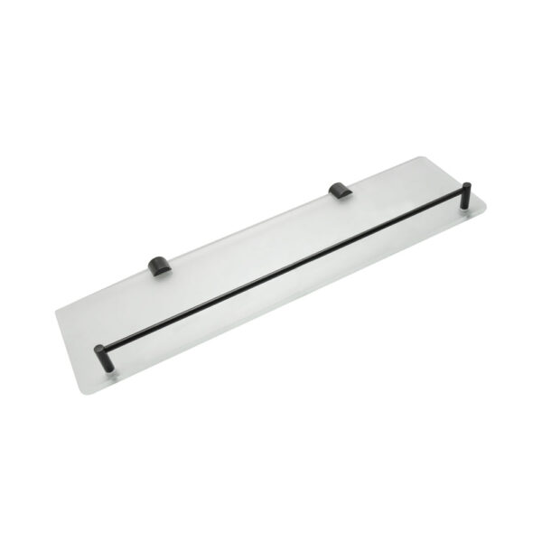 Glass Shelf with Rail H2O